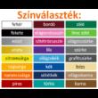 autómatrica színek - matricakell.hu