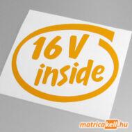 16V inside matrica