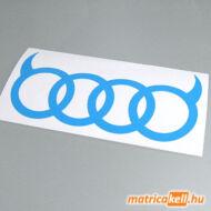 Audi ördög matrica