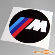 BMW M logo kör matrica