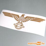 Birodalmi sas matrica Opel jellel