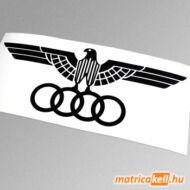 Birodalmi sas matrica Audi jellel