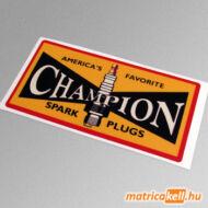 Champion retro matrica