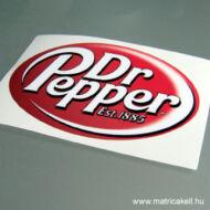 Dr Pepper matrica