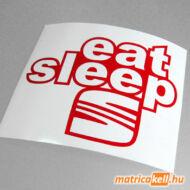 Eat sleep Seat matrica