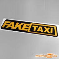 Fake Taxi matrica