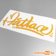 Fatlace matrica (írott)