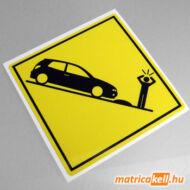 Fiat Bravo speedbump matrica