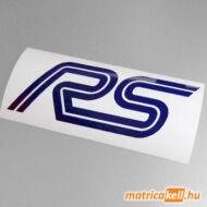 Ford RS logo matrica