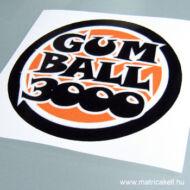Gumball Rally matrica