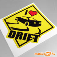 I love drift matrica