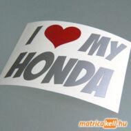 I love my Honda matrica