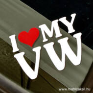 I love my VW matrica