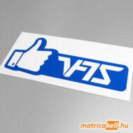 Like Lada VFTS matrica