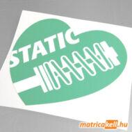 Love Static matrica