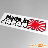 Made in Japan matrica