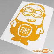 Minion Fiat matrica