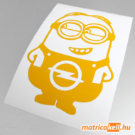 Minion Opel matrica