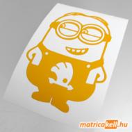 Minion Skoda matrica
