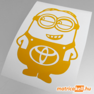 Minion Toyota matrica
