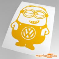Minion Volkswagen matrica
