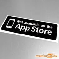 Not in AppStore matrica