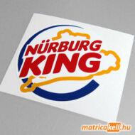 Nürburg King matrica