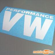 Performance VW matrica