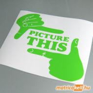 Picture this matrica