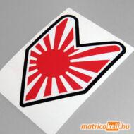 Rising Sun matrica Wakaba formában