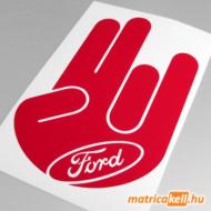Shocker matrica Ford jellel