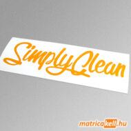 Simply clean matrica