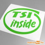 TSI inside matrica