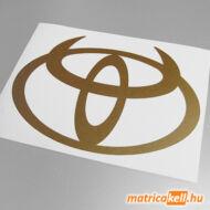 Toyota ördög matrica