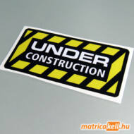 Under Construction matrica