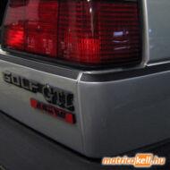Volkswagen Golf 2 GTI/GTD felső oldalcsík matrica