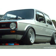 Volkswagen Golf I. GTI / GTD oldalcsík