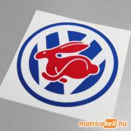 VW Rabbit matrica