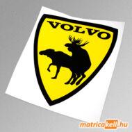 Volvo címer matrica 2 rénszarvassal