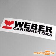 Weber carburetors matrica