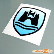 Wolfsburg címer matrica