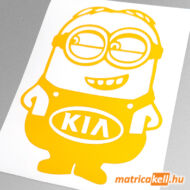 Minion KIA matrica
