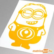 Minion Mazda matrica (régi emblémával)