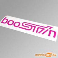 booSTIn matrica (Subaru STI)