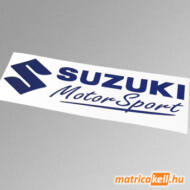 Suzuki motorsport matrica