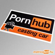 PornHub casting car matrica