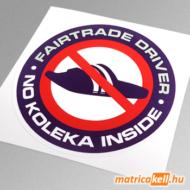 No koleka inside matrica (fairtrade driver)