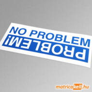 Problem - No problem matrica