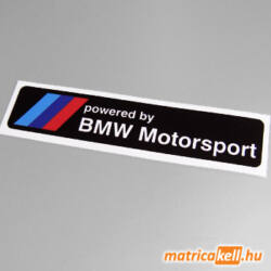 BMW motorsport matrica