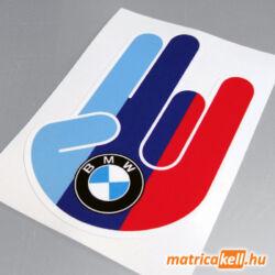 BMW M shocker matrica